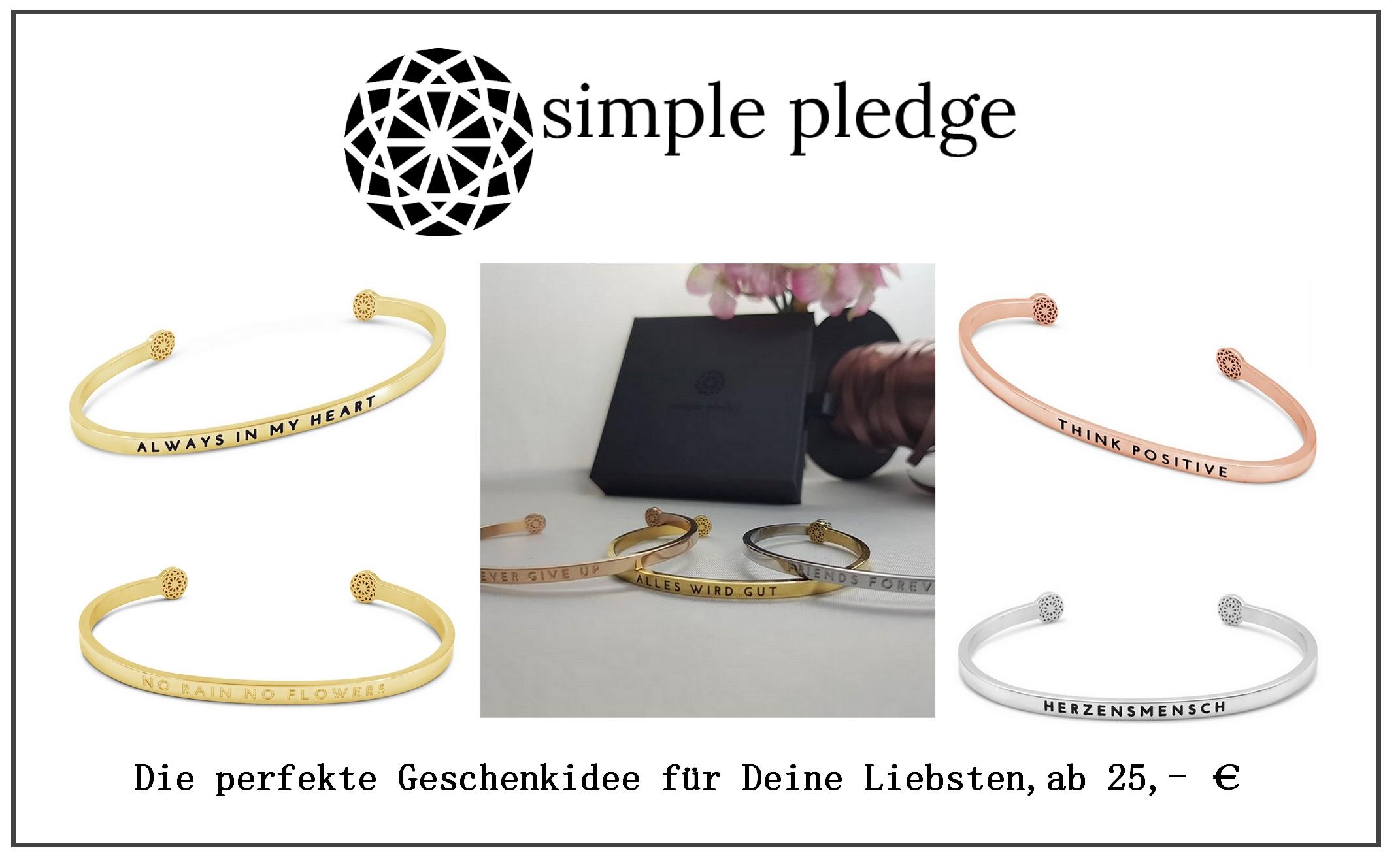 Simple Pledge